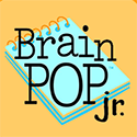 Brain Pop Junior Logo
