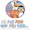 Dib Dab Doo and Dilly Too Logo