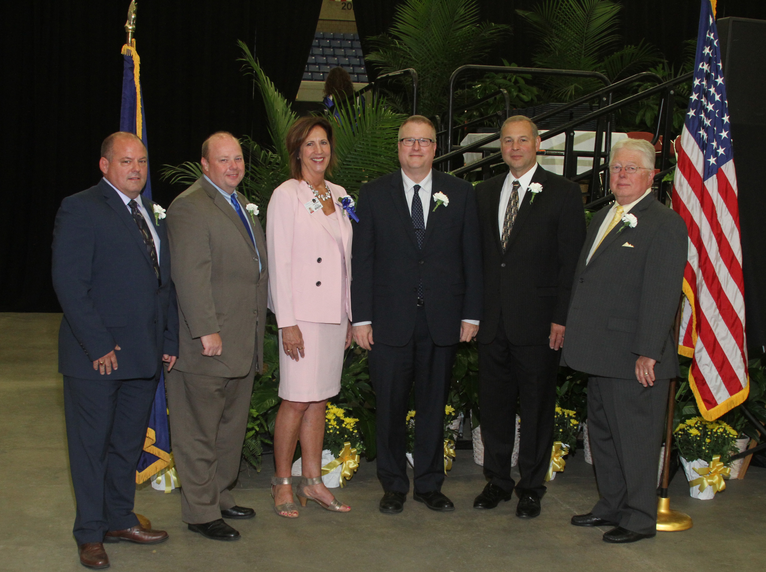 Oldham County Schools Superintendent and Board Members