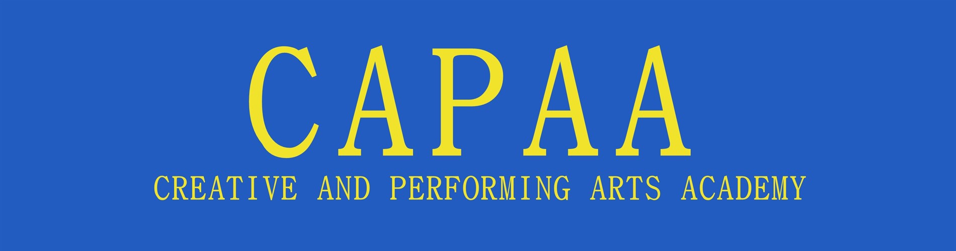 CAPAA Creative and Performing Arts Academy
