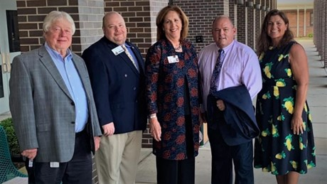 Oldham County Board of Education Members