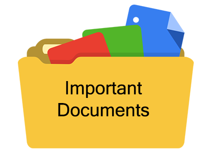 Important Documents