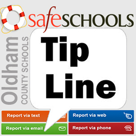 Safe School Tip Line